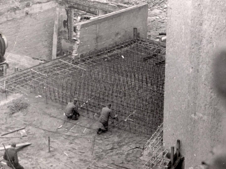 Die KZ-Häftlinge mussten in den Bunkerbaustellen Weingut II und Diana II Zwangsarbeit leisten