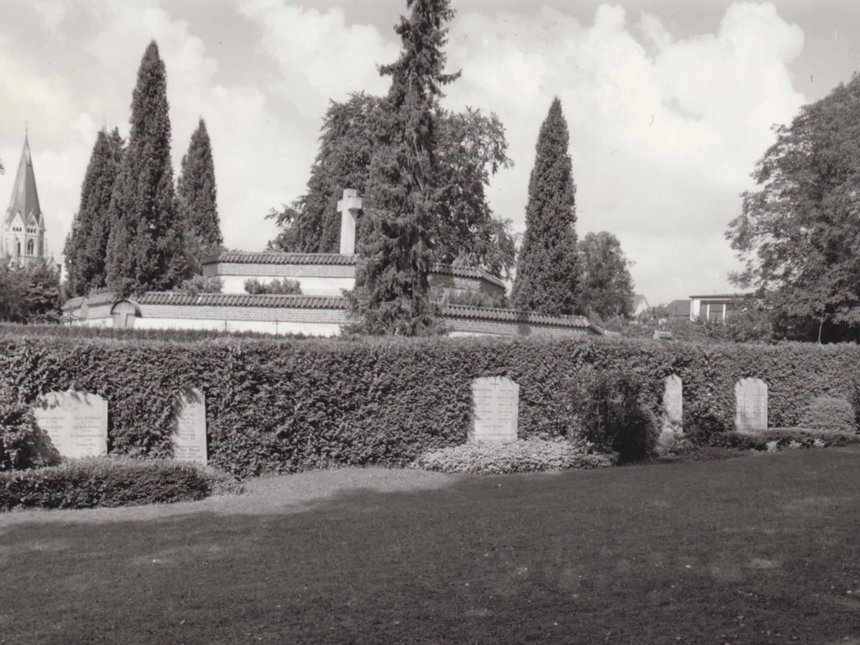 KZ-Friedhof St. Ottilien.