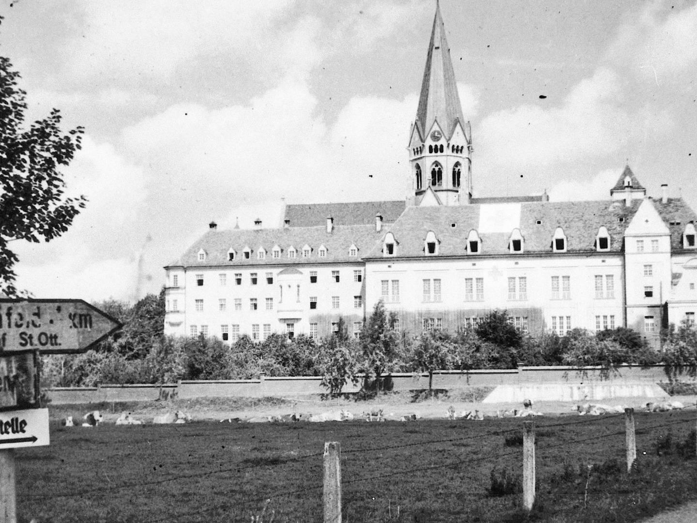 Kloster St. Ottilien war jüdisches Krankenhaus und DP-Lager.