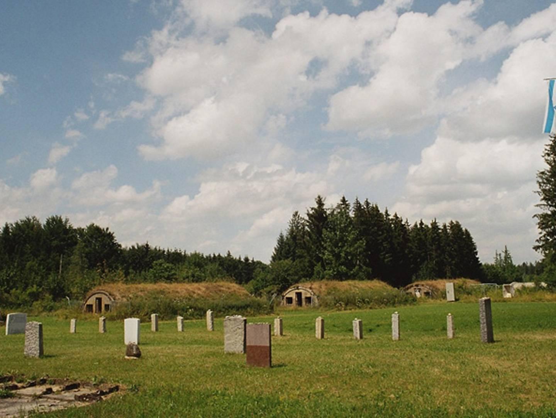 Die Europäische Holocaustgedenkstätte.