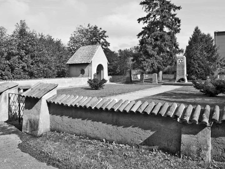 KZ-Friedhof Landsberg am Lech.