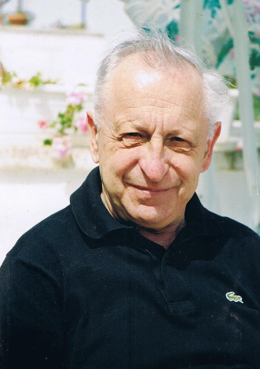 Zev Birger wurde im KZ-Lager Kaufering IV für Bunkerbaustellen eingesetzt.