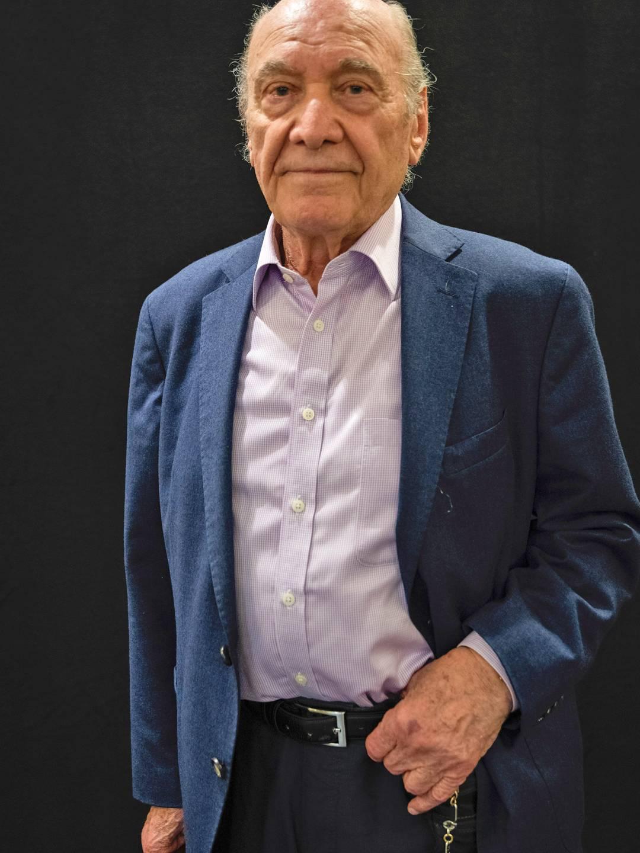 Eduard Kornfeld lebte mit älterem Bruder illegal in Ungarn.