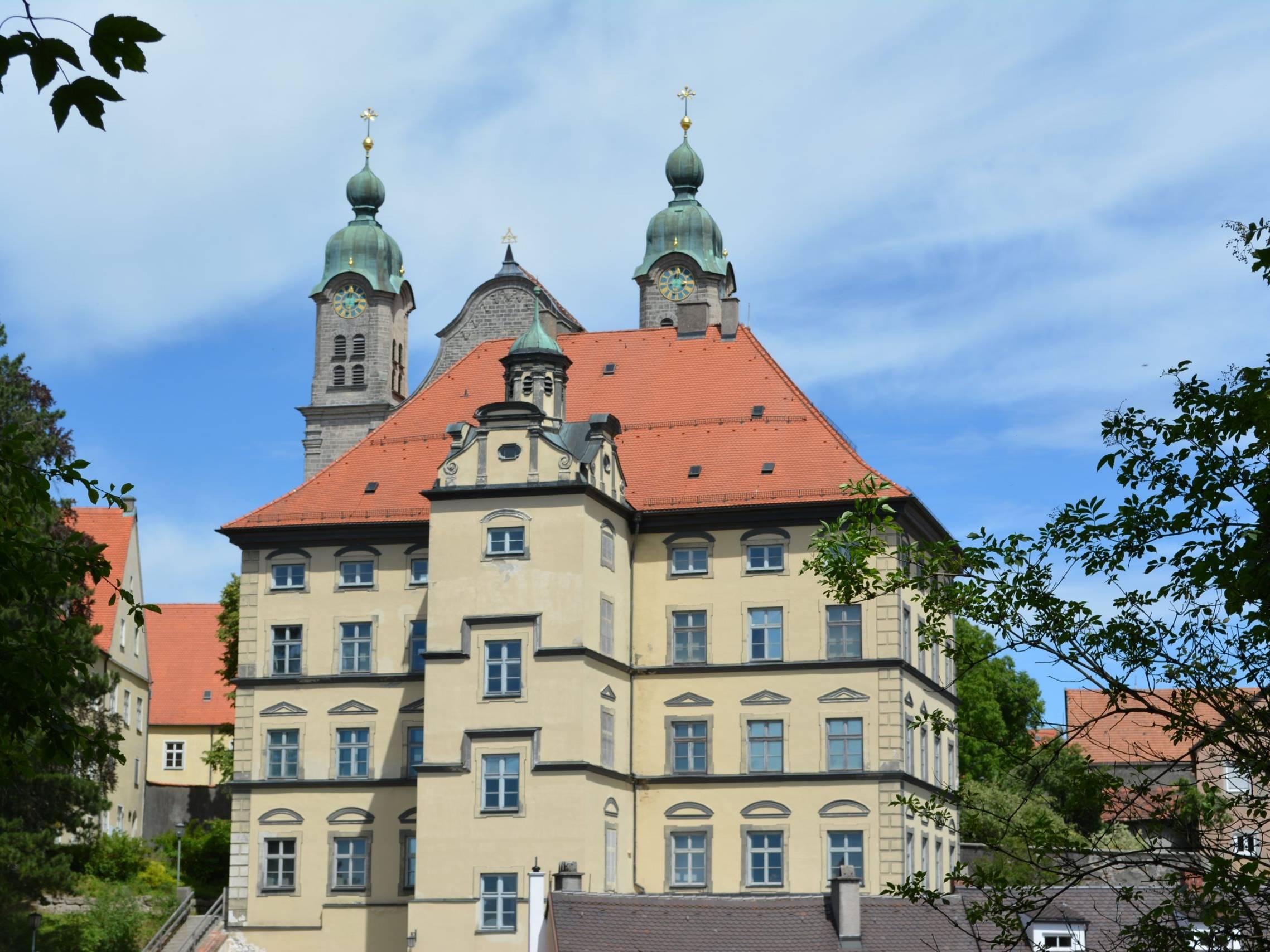 Das Neue Stadtmuseum Landsberg.